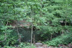 Ambergill stream
