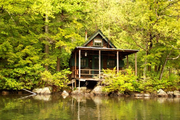 Williams Agate cabin