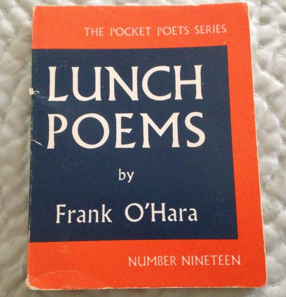 lunch poems_frankohara